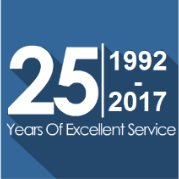Harmony Blinds of Bristol 25 Years