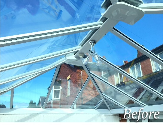 Conservatory Roof Blinds In Bristol Harmony Blinds Of