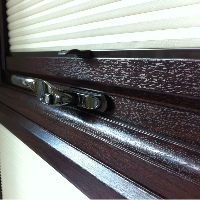 Perfect Fit Blinds clip in to your window frame