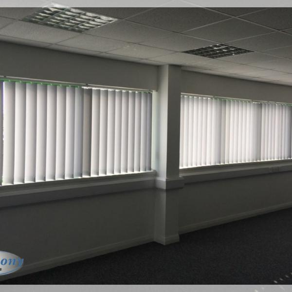 Commercial Blinds Installation - 5