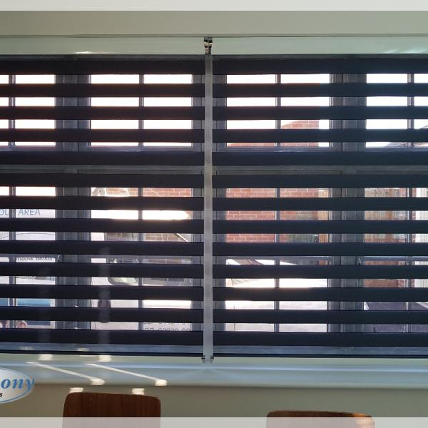 Side by Side Day & Night Blinds
