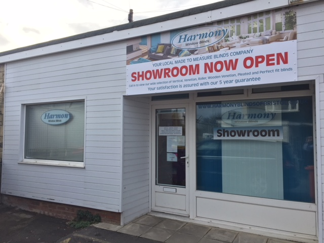 Blinds Showroom in Patchway Bristol