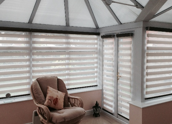 Day & Night Blinds Conservatory Blinds