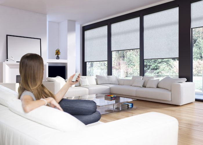 Electric Automated Blinds in Bristol