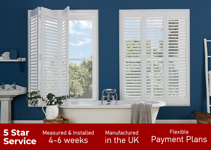 Made to Measure Shutters in Bristol