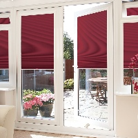 Perfect Fit Blinds come in a wide range of colours and styles