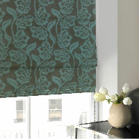 Choose from a wide range of plain or patterned high quality Roman Blinds fabrics